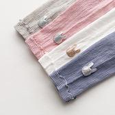 女童七分褲夏季薄款4兒童5打底褲