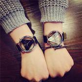 情侶手錶防水時尚款女新款潮流韓版便宜學生潮女簡約大方男錶