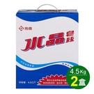 【南紡購物中心】【南僑 】 南僑 水晶皂絲4.5kg 2盒