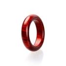 戒指 2021新款 紫檀木文玩戒指男女復古手工個性霸氣簡約商務中國風指環