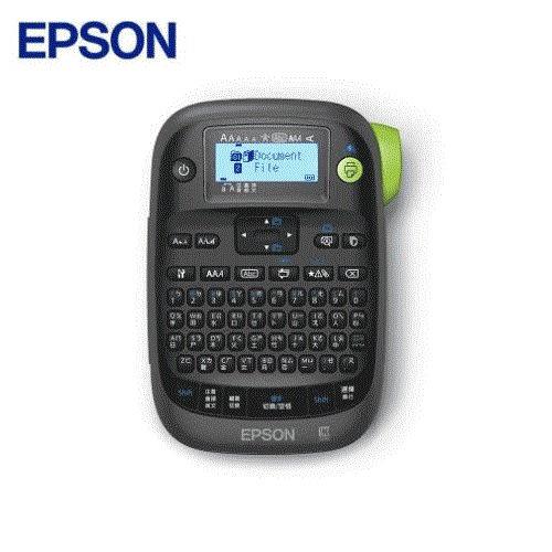 EPSON LW-K400  家商用行動可攜式標籤機【原價2490↓省202】