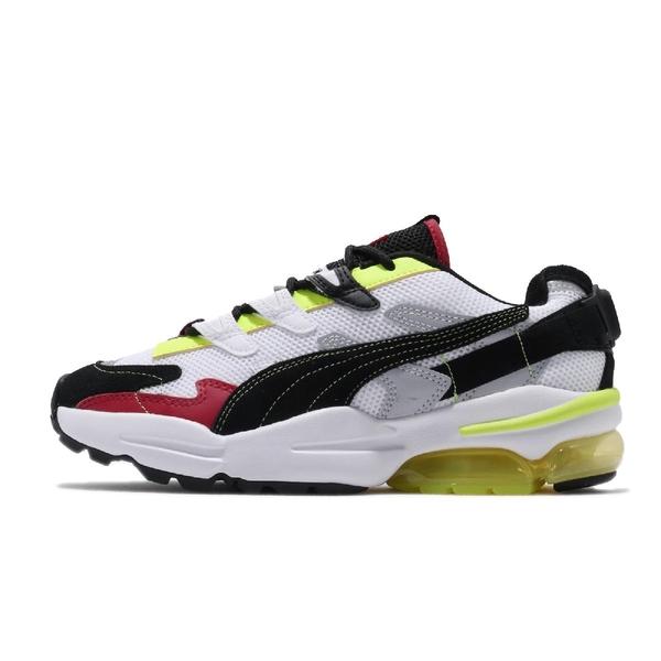 Puma 休閒鞋 Cell Alien Ader Error 白 黑 女鞋 運動鞋 聯名 老爹鞋 【ACS】 37011201