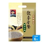 桂格榖珍無糖健康全榖餐25G*12*6【愛買】