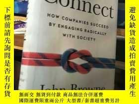 二手書博民逛書店英文原版---HOW罕見COMPANIES SUCCEED BY