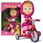 瑪莎與熊 瑪莎腳踏車 TOYeGO 玩具e哥