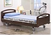 電動病床/ 電動床(ABS底板系列)豪華型三馬達 LA木飾造型板  贈好禮