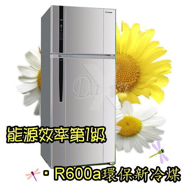 ■新能效1級 台灣三洋533公升變頻雙門冰箱SR-C533BV1》 ⊙免運費+安裝⊙