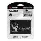 全新 Kingston 金士頓 KC600 256GB 3D TLC 硬體型自我加密 SSD 固態硬碟