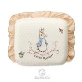 奇哥 優雅比得兔乳膠圓型枕30400 好娃娃