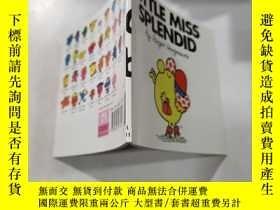 二手書博民逛書店little罕見miss splendid: 錦繡小小姐Y212829