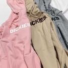 IMPACT Dickies Hoodie Logo 長袖 帽T 卡其 黑 灰 粉紅 男女可穿 DMP1UTHT565