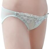 【LADY】魔法鉤花系列 低腰三角褲(草原綠)