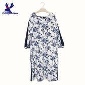 【秋冬降價款】American Bluedeer-印花洋裝(魅力價)