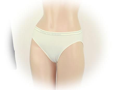 [多件優惠]  Plus size 大尺碼素色無縫中腰女士三角內褲(合大腿較粗體型) 腰圍 64~76 cms 可穿