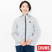 CHUMS 日本 女 Ladybug 防風外套 Booby圖騰 CH141075Z030