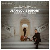 【停看聽音響唱片】【CD】杜波特:大提琴協奏曲 哈斐爾.皮度 大提琴