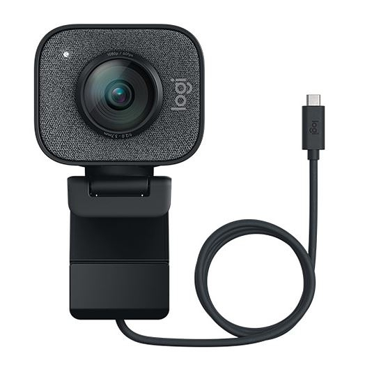 全新 Logitech 羅技 StreamCam直播攝影機-黑