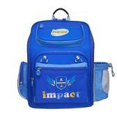 【IMPACT】標準型夢想書包-粉紅/寶藍 IM00337PK/IM00337RB
