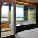 【即期票券】慈云溫泉 - 溫馨景觀房 - 住宿 (大床 + 冷熱雙池) + 早餐