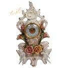 義大利手工陶瓷座鐘/桌鐘