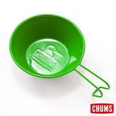 CHUMS 日本限量 Booby 無毒亮彩不鏽鋼碗 320ml 萊姆綠 CH6201445109