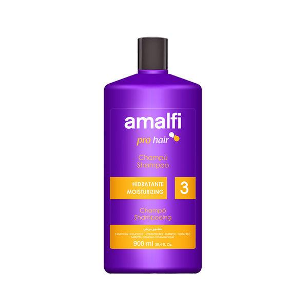 【CLIVEN香草森林】Amalfi重建專業級洗髮精-高濃度Keratin 900ml