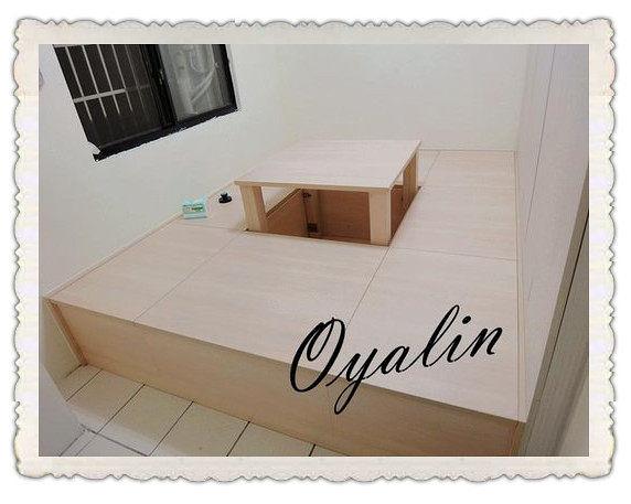 【歐雅系統家具】EGGER 收納和室地板設計 簡約設計分享