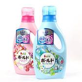 【日本 BOLD】清香柔軟洗衣精850g 香氛柔軟(藍) / 香氛柔軟(粉)