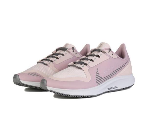 NIKE系列-AIR ZOOM PEGASUS 36 SHIELD 女款粉色運動慢跑鞋-NO.AQ8006500