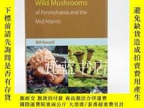 二手書博民逛書店中大西洋賓夕法尼亞野生蘑菇指南罕見Field Guide to