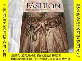 二手書博民逛書店Fashion罕見8開精裝Y8204 Kyoto Costume Taschen