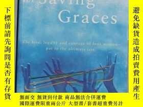 二手書博民逛書店英文原版罕見The Saving Graces by Patri