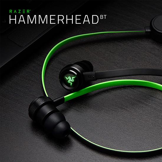 [哈GAME族]免運費 可刷卡 雷蛇 Razer 戰錘狂鯊 Hammerhead BT 藍牙/藍芽 無線耳機麥克風 耳道式