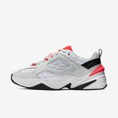 NIKE W M2K TEKNO [AO3108-401] 女鞋 運動 休閒 老爹鞋 復古 輕盈 緩震 防滑 耐磨 白灰