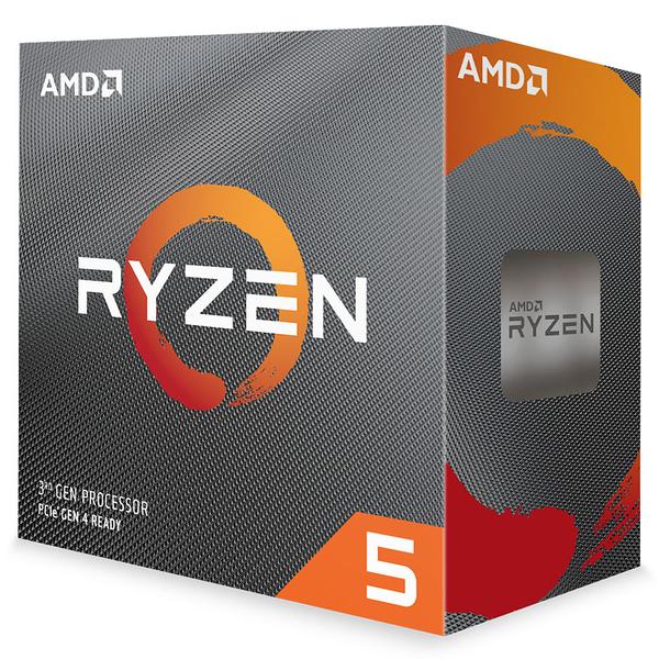 【免運費】AMD Ryzen 5-3500X 3.6GHz 六核心處理器 R5-3500X (內含風扇)