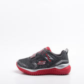 Skechers  (童) 男童系列 反光運動鞋-灰/紅 97752LCCRD
