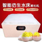 孵蛋器 孵化器小型家用自制水床孵化器小雞鴨鵝鴿子鵪鶉孵蛋全自動孵化箱T