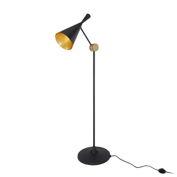 英國 Tom Dixon Beat Black Light Series Floor Lamp 黑澤 立燈