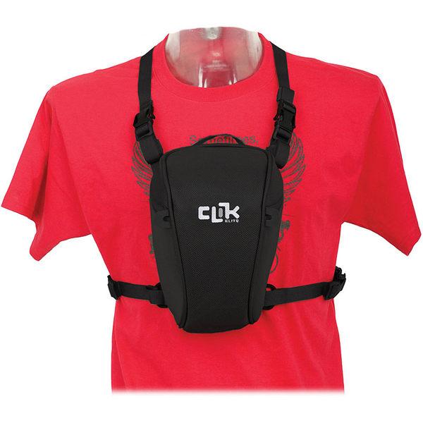 ◎相機專家◎ CLIK ELITE CE702 三角胸包 Standard SLR Chest Carrie 勝興公司貨