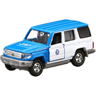 TOMICA 多美小汽車NO.044 豐田LAND CRUISER JAF_TM044A4