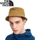 【The North Face 抗UV漁夫帽《卡其》】3VWX/防曬帽/遮陽帽/登山/露營