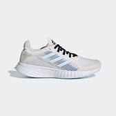 Adidas Duramo Sl [FV8876] 女鞋 運動 休閒 跑步 訓練 輕量 透氣 避震 愛迪達 白 水藍