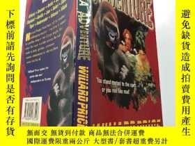 二手書博民逛書店gorilla罕見adventure:大猩猩冒險Y200392