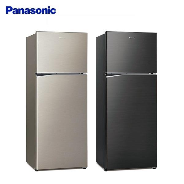 『Panasonic』- 國際牌 二門485L新一級鋼板電冰箱 NR-B480TV (含基本安裝+舊機回收)