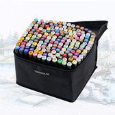 TOUCHCOLOR馬克筆套裝全套204色手繪設計彩色筆雙頭馬克筆套裝 居享優品