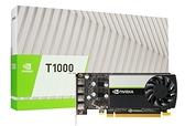 麗臺 NVIDIA T1000 4GB GDDR6 128bit 工作站繪圖卡