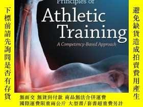 二手書博民逛書店Principles罕見Of Athletic Training With Connect Plus Access