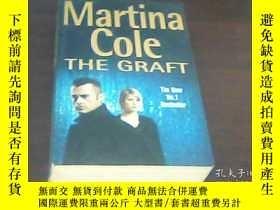 二手書博民逛書店「經典英文原版」《Martina罕見Cole THE GRAFT