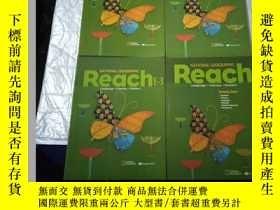 二手書博民逛書店NATIONAL罕見GEOGRAPHIC Reach (E1+E