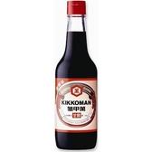 統一龜甲萬甘醇醬油玻璃瓶500ml【愛買】